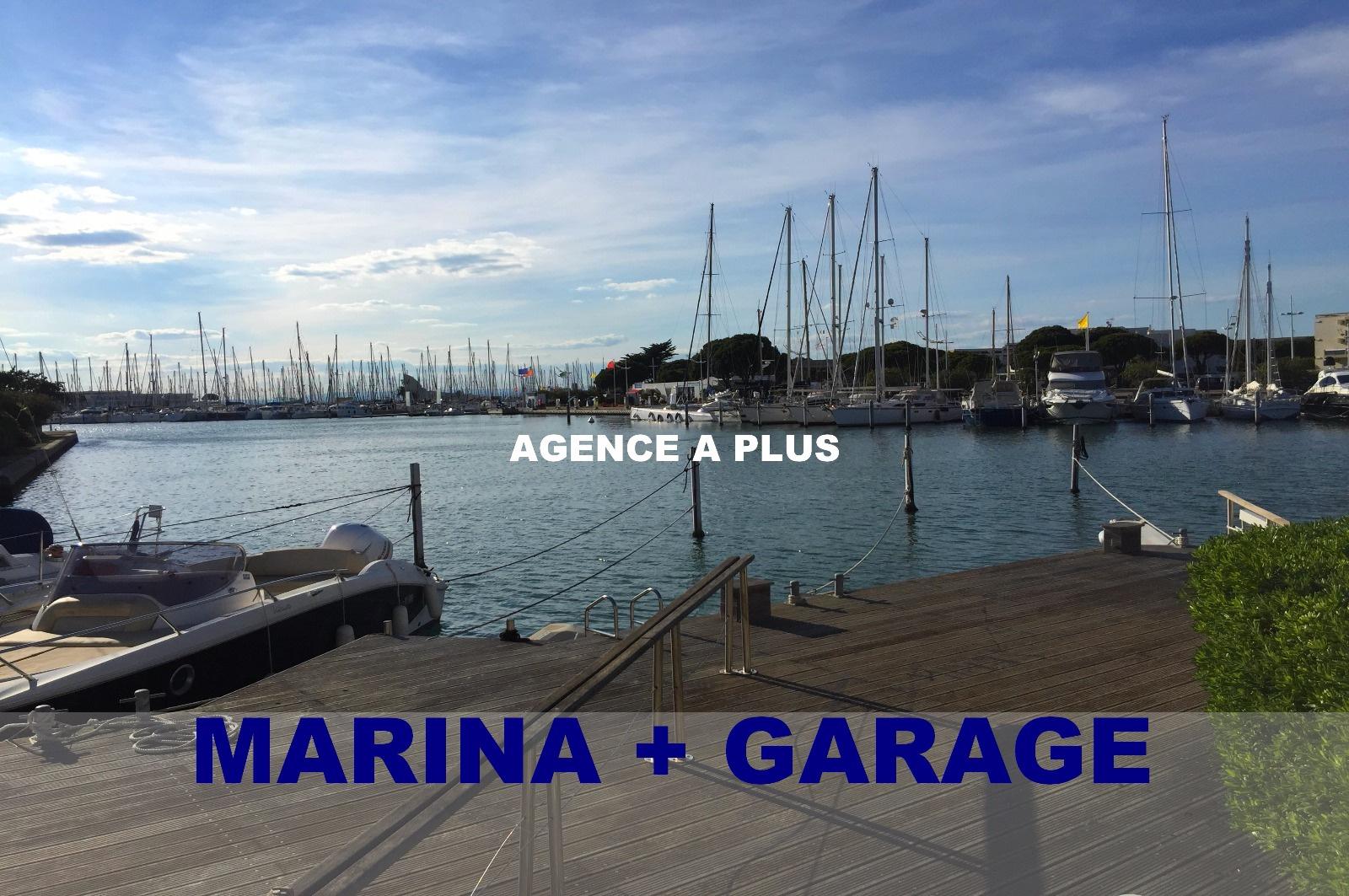 Vente appartement port camargue achat maison et terrain for Lac salonique grau du roi